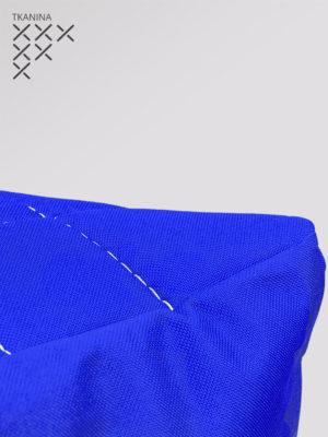 pufa kostka niebieska kodura zoom