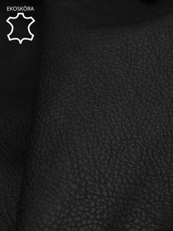 fotel deluxe czarny ekoskóra zoom