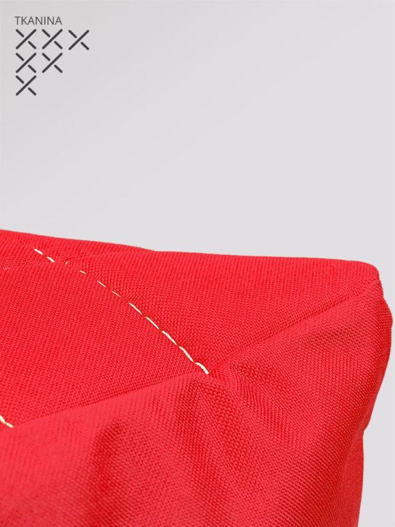 pufa kostka czerwona kodura zoom