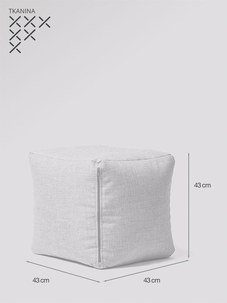 Pufa Cube G tkanina
